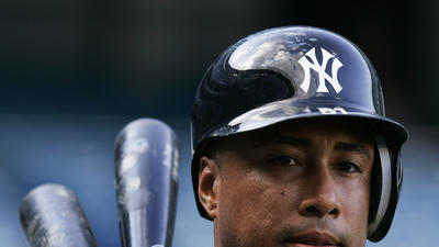 Yankees gone, but Bernie Williams is here