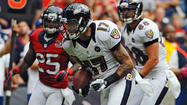 Ravens' Tandon Doss talks about scoring his first NFL touchdown