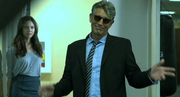 "Eric Roberts stars in ""Mirror Image,"" which was filmed in Laguna Beach."
