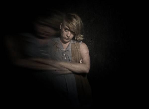 "Chloe Sevigny as Shelley in ""American Horror Story: Asylum."""