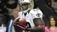 Devery Henderson, WR, Saints