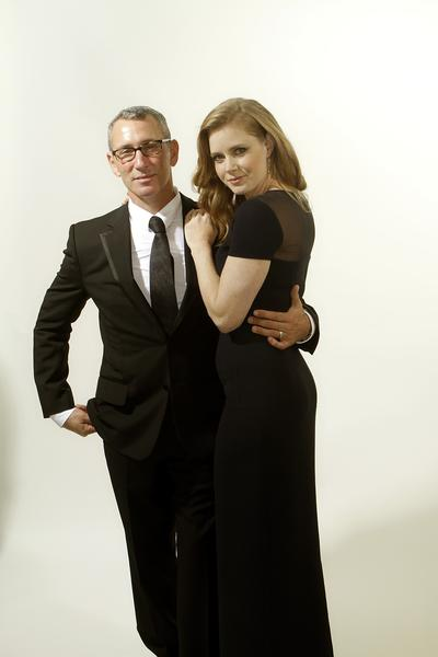 Amy Adams and Adam Shankman.