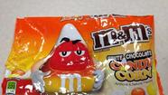 M&M's, White Chocolate Candy Corn