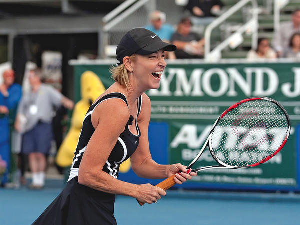 "Donna Klein Jewish Academy's Eagles Athletics Booster Club will present its seventh annual ""Tennis Extravaganza"" on Nov. 12 at The Polo Club located in Boca Raton. The event will feature former professional tennis player Chris Evert."