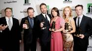 The cast of 'Argo' is honored at the Hollywood Film Awards