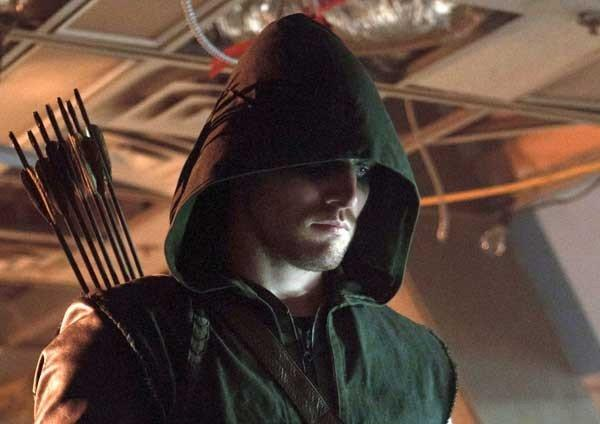 "A rival vigilante is at work in a new episode of ""Arrow,"" at 8 p.m. on KTLA. Stephen Amell stars."