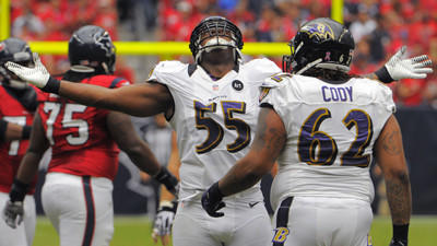 Terrell Suggs' quick recovery from Achilles injury goes against…