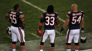 Somewhere between Brian Urlacher pushing Charles Tillman for Defensive Player of the Year and Jon Gruden hailing a group of All-Time Bears currently on the defense, the thought occurred that something important is missing from the franchise. No, not cheerleaders. But let's talk later.