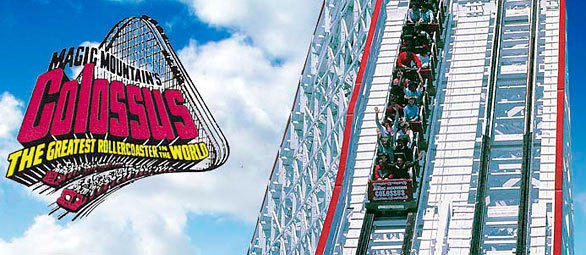 Possible candidates for Rocky Mountain makeovers include Six Flags Magic Mountain's Colossus, Cedar Point's Mean Streak, Knott's Berry Farm's Ghostrider, Busch Gardens Tampa's Gwazi, Wild Adventures' Cheetah and the Boss at Six Flags St. Louis.