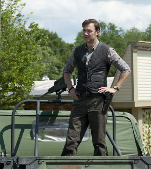 'The Walking Dead' Season 3 photos: Episode 3: Walk With Me