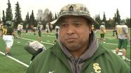 Service Football Coach Ilalio Resigns