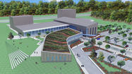 Designs unveiled for Harford County's $60 million Center for the Arts