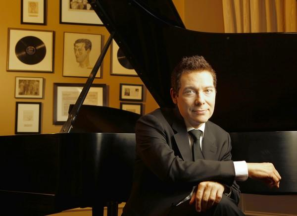 Michael Feinstein will be dipping into his 'Sinatra Project' on Saturday in Costa Mesa.