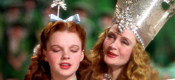 Judy Garland and Billie Burke starred in the 1939 version, which strayed from L. Frank Baum's novel.