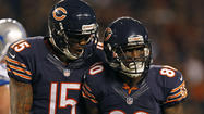 "Considering the Bears' No. 2 wide receiver couldn't play against the Lions on Monday night, you might be surprised to know the Bears were considerably more reliant on ""11"" personnel, or three receiver packages, than usual."