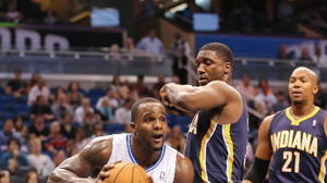 Glen Davis emerges as a potential leader for the Orlando Magic