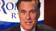 Romney distances himself from Mourdock's comments