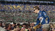 Brad Keselowski can't shake Jimmie Johnson as Chase winds down