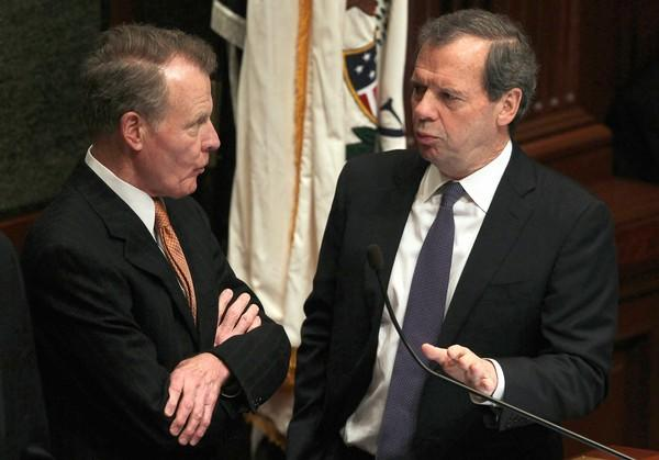 Speaker Michael Madigan and Senate chief John Cullerton's proposal aims to appease voters. Don't fall for it.