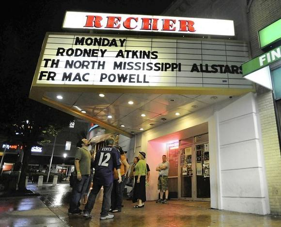 Recher Theatre poised for Liquor Board review