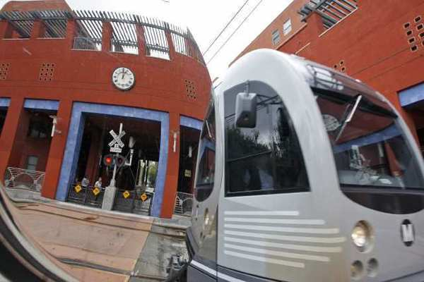 More people are hopping on Metro trains this year.