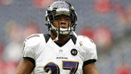 The Ravens inexplicably went away from Pro Bowl running back Ray Rice after he had success on their first drive during Sunday's blowout loss to the Houston Texans. He didn't receive a carry on their next two, albeit brief, possessions. And after handing Rice his fourth carry of the game on the last play of the first quarter, Ravens quarterback Joe Flacco had an interception returned for a touchdown, giving the Texans a 16-3 lead.