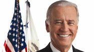 Vice president Joe Biden's campaign stop will go on as scheduled Saturday, but Biden's campaign stop earlier that day in Virginia Beach has been canceled because of Hurricane Sandy.
