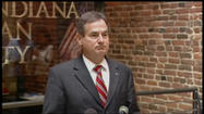 "Mourdock stands by rape, abortion remark <h1><font color=""red"">(VIDEO: Wed. news conference)"