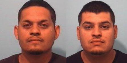 Edgardo Y. Rodriguez-Sanchez, left, and Jesus A. Rubio.