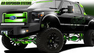 SEMA preview: Ford to show off three wild tuner trucks