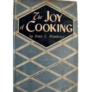 """The Joy of Cooking"" was probably the most-mentioned cookbook. No surprise there."