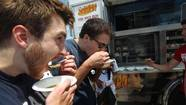 A City Council committee today signed off on 21 locations where food trucks will be able to park on a regular basis, but two others didn't make the cut.