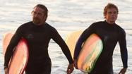 "Watch any surfing documentary, from ""Whipped!"" to ""Riding Giants,"" and you'll hear the dudes speak — in hushed tones — about the treacherous and epic waves that show up off the coast of northern California when the conditions are just right. The Mavericks break is legendary, and for years, was considered some sort of myth by those who surfed and had never seen it."