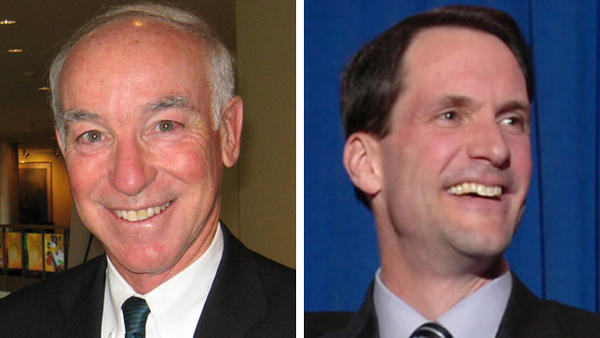 The Courant editorial board endorses Rep. Joe Courtney in the 2nd District and Rep. Jim Himes in the 4th District.