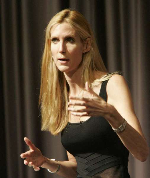 Pundit and author Ann Coulter finds herself in a controversy again over one of her Twitter comments.