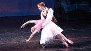 Ballet Theatre of Maryland opened its 35th season, and 10th with artistic director Dianna Cuatto at the helm, with the fireworks of a world-premiere ballet.