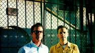 "Last month's ""Algiers"" may be Calexico's first record with Los Angeles-based Anti- Records, but for this Arizona outfit the deal represents something of a homecoming. Joey Burns and John Convertino originally met in L.A. when both were playing as members of Giant Sand, the long-running alt-country group led by singer-songwriter Howe Gelb."