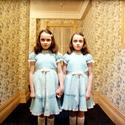 'The Shining' and Diane Arbus