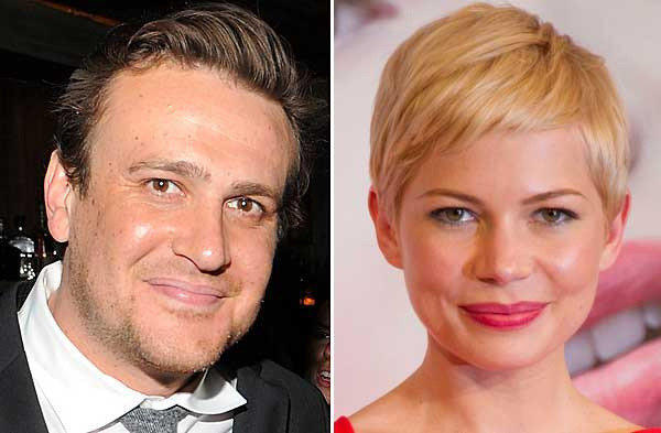 Jason Segel and Michelle Williams have reportedly moved in together in Brooklyn.