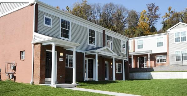 The Allentown Housing Authority has completed phase 1 of its Cumberland Gardens renovation, with three phases to be completed by 2016. The renovations have decreased the density of the units as well as added modern finishes.