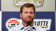 """Dale Jr. has done everything asked of him,"" said Petty, who consults with NASCAR and is Earnhardt's personal physician. ""He hasn't had a headache since Oct. 12, and we have not been able to provoke any symptoms since that time. I have informed NASCAR and Hendrick Motorsports that he is medically cleared for all NASCAR-related activity."""