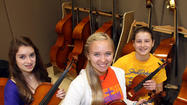 Heading to All-State Orchestra