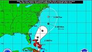 Florida coast on alert as Hurricane Sandy nears