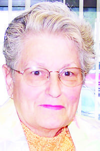 Charlevoix County Commissioner Shirlene Tripp