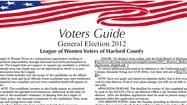 2012 Harford County voters guide [Download]