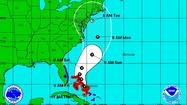 Hurricane Sandy update: Storm strengthens, could strike Delmarva