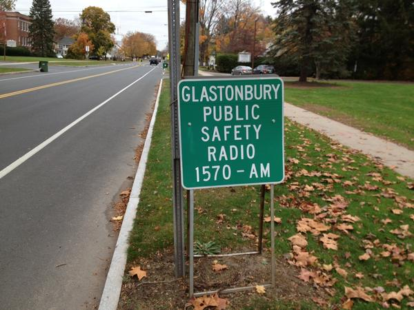 The public safety radio may be activated this weekend if Hurricane Sandy predictions are correct.