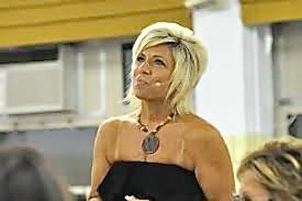 "The ""Long Island Medium"" Theresa Caputo"