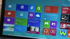Tablet Friendly Windows 8 Hits the Market