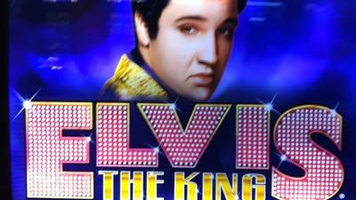 Elvis is in the building (slot machines, that is)
